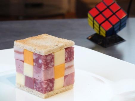 cubo magico sandwich