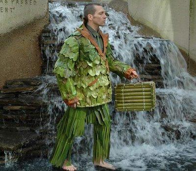 ropa de plantas