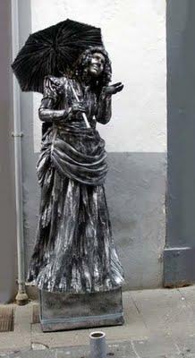 estatuas humanas 2curionotas