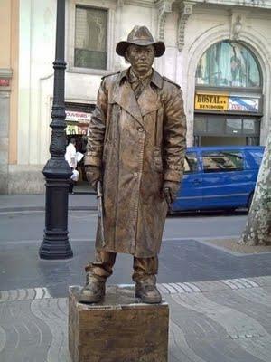 estatuas humanas 5curionotas