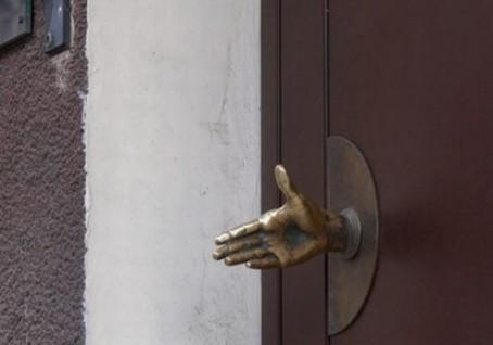 manijas de puertas