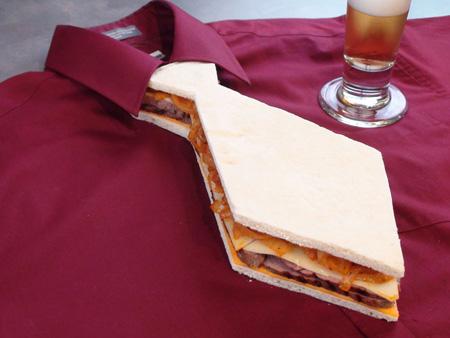 sandwich corbata