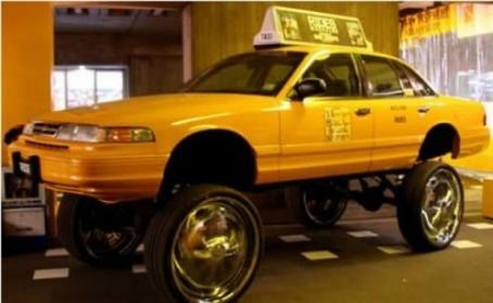 taxi de lujo
