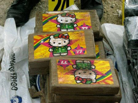 cocaina hello kitty