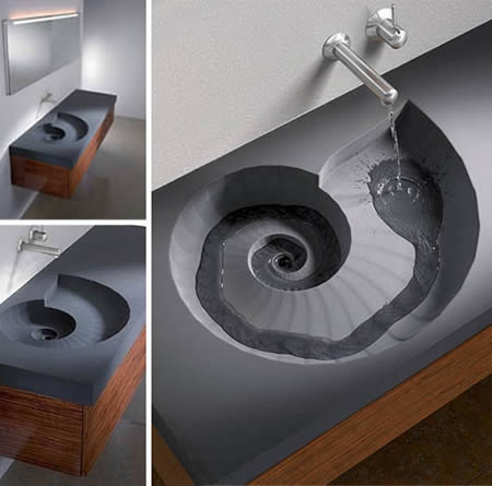 lavadero espiral