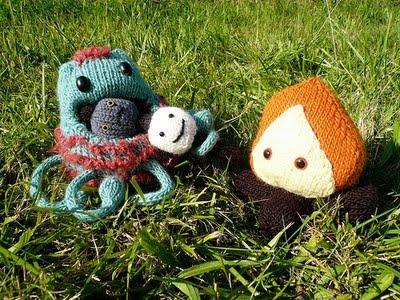 miniaturas hechos de lana1