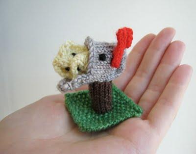 miniaturas hechos de lana